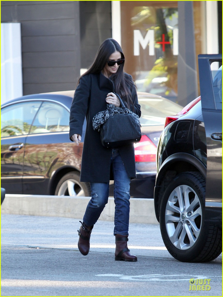 demi moore andy lecompte hair appointment 013012770