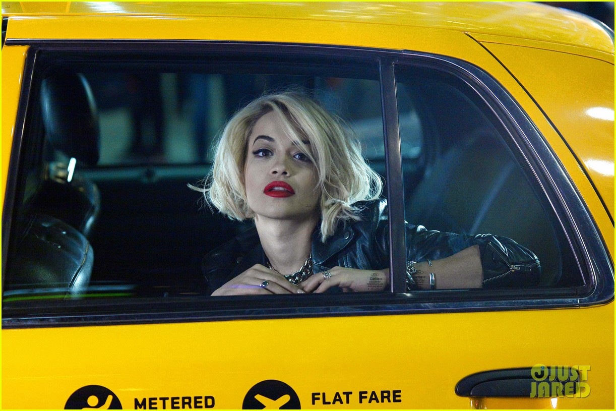 rita ora dkny fashion shoot in nyc 01