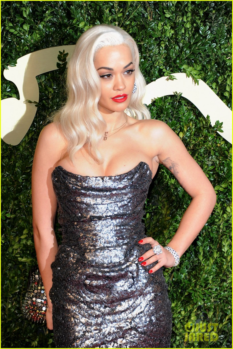 rita ora kate moss british fashion awards 2013 13