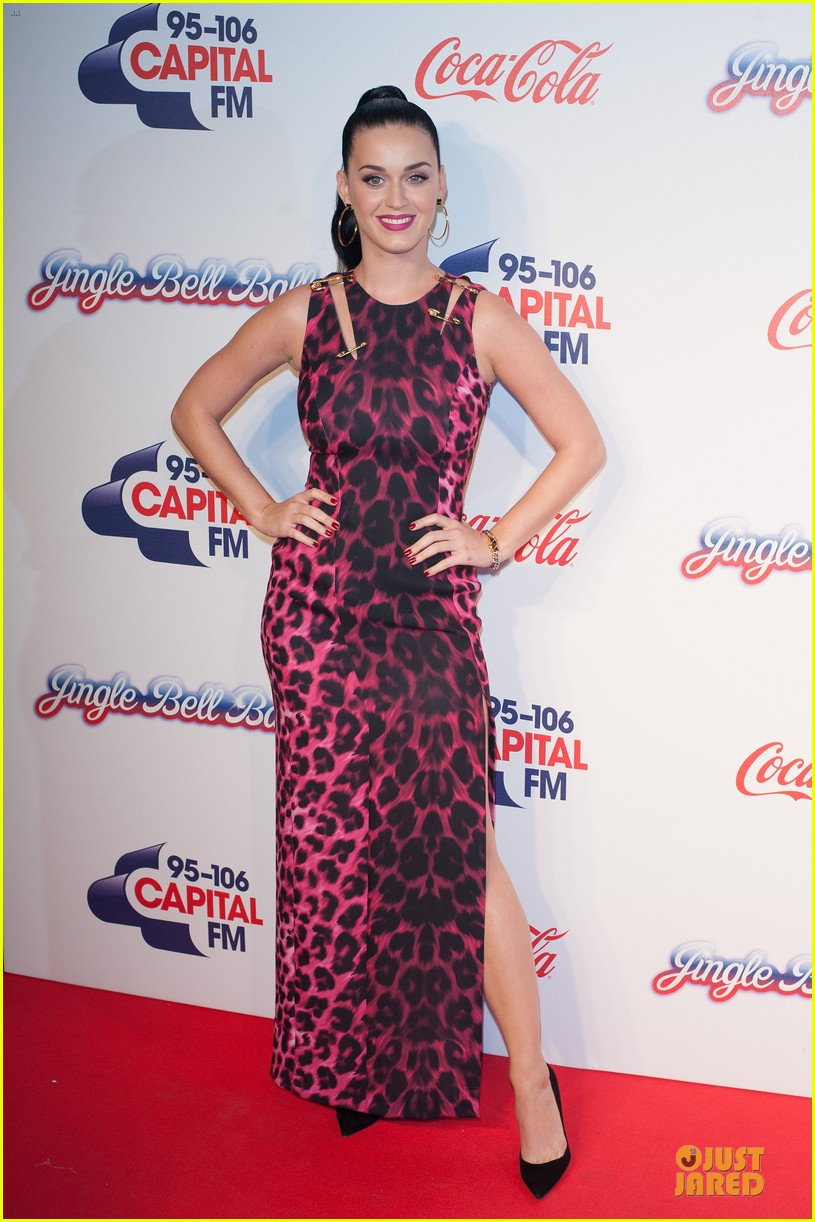 katy perry capital fm jingle bell ball 2013 013007289