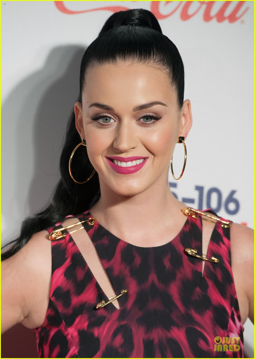 katy perry capital fm jingle bell ball 2013 14
