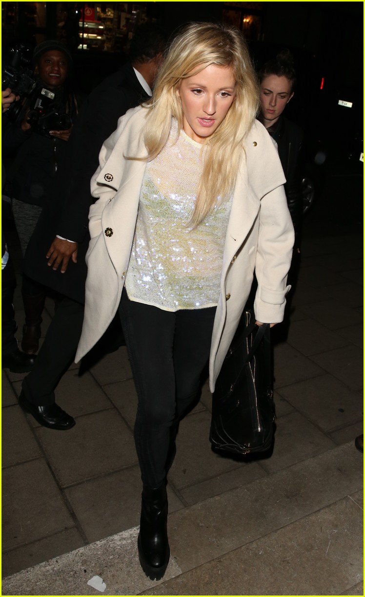 katy perry restaurant 34 dinner with ellie goulding 123008667
