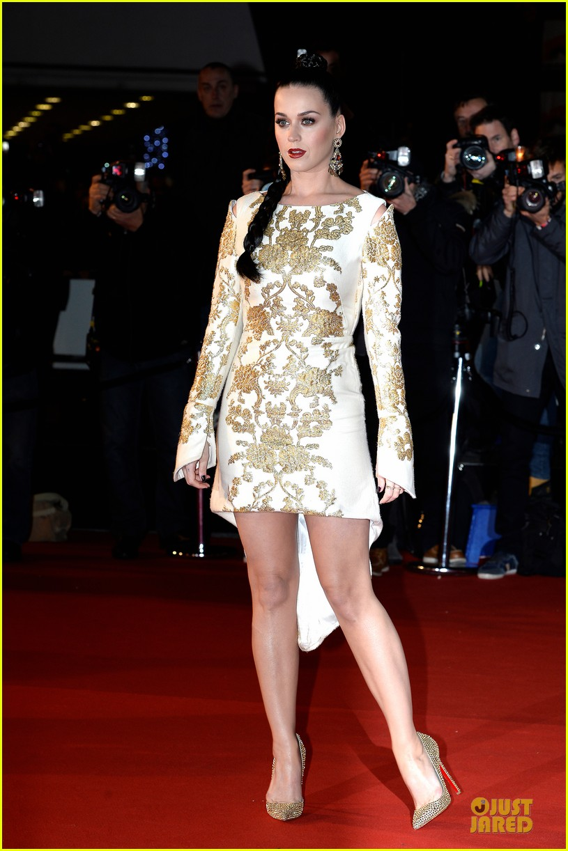 katy perry golden girl at nrj music awards 2013 13