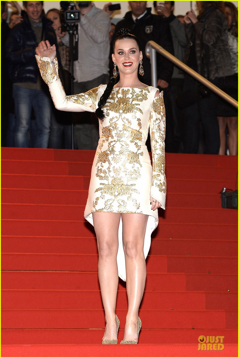 katy perry golden girl at nrj music awards 2013 203011963