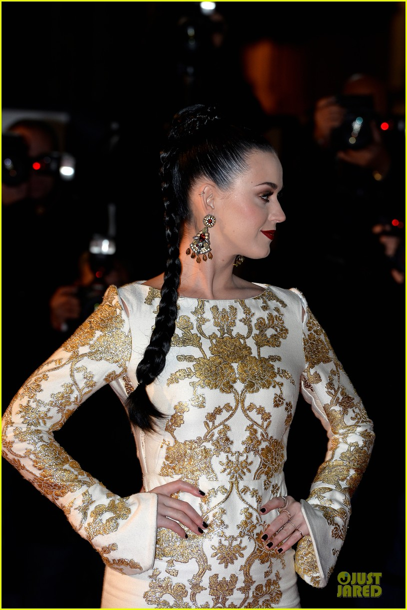 katy perry golden girl at nrj music awards 2013 233011966