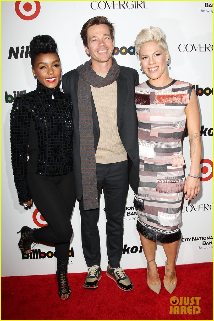 pink billboard women in music event with carey hart 16