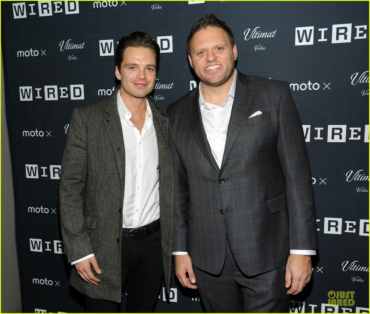 norman reedus sebastian stan wire store opening 09