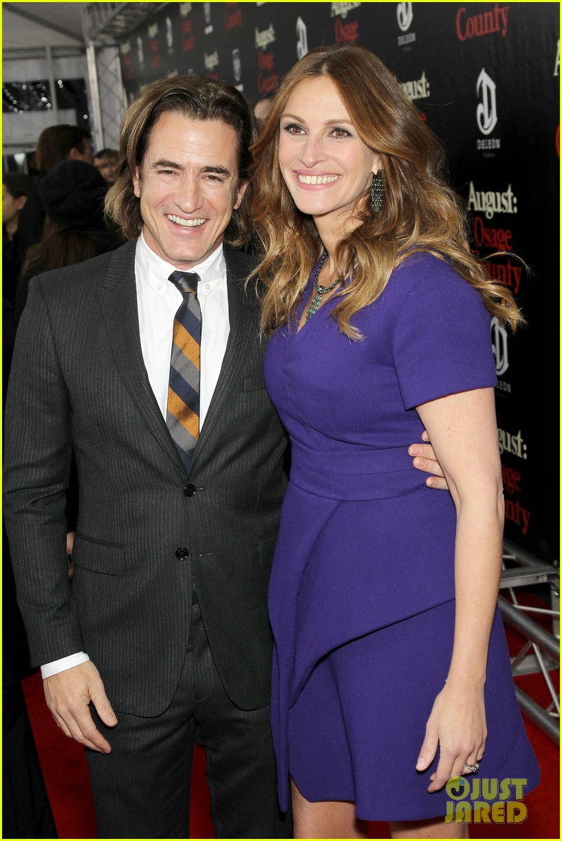 julia roberts durmot mulroney august osage county ny premiere 19