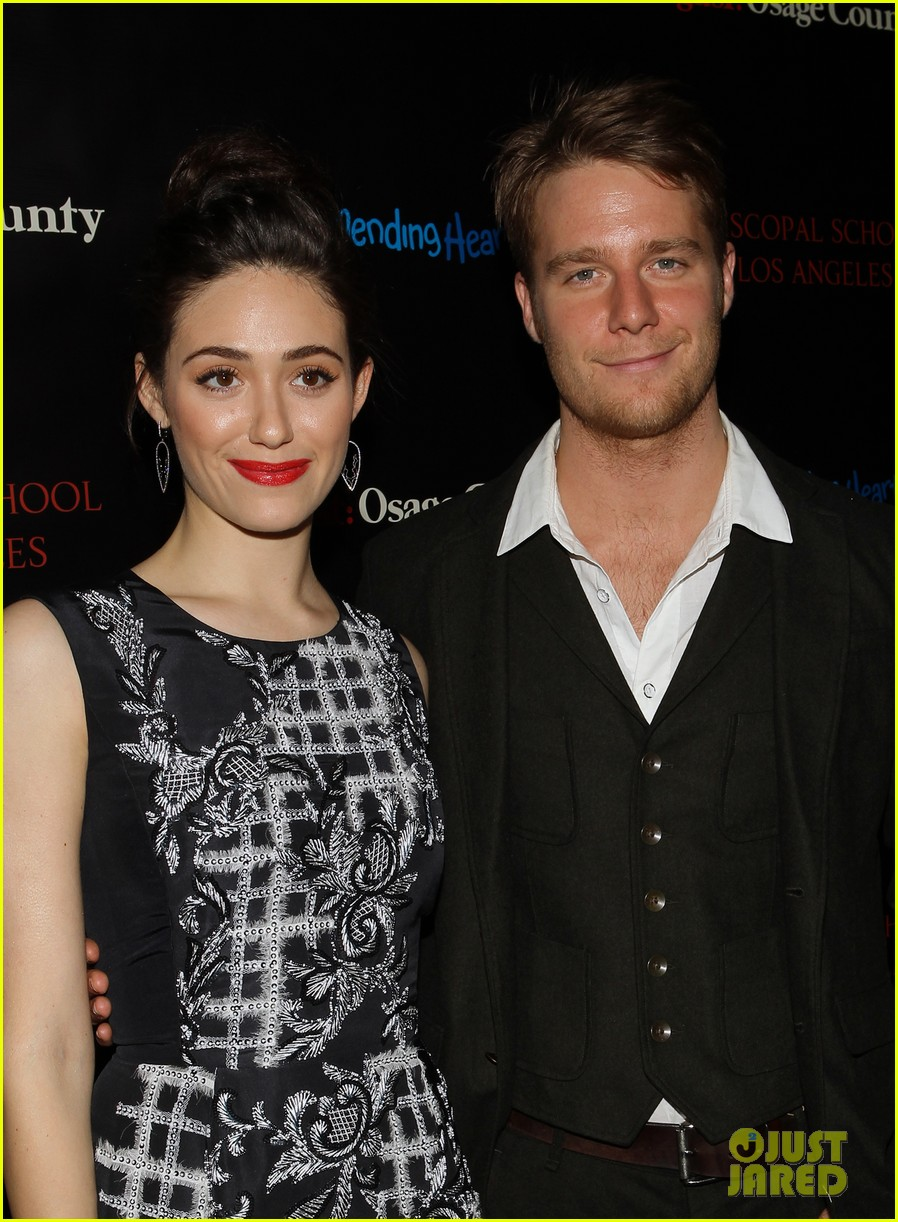 emmy rossum juliette lewis august osage county screening 103006155