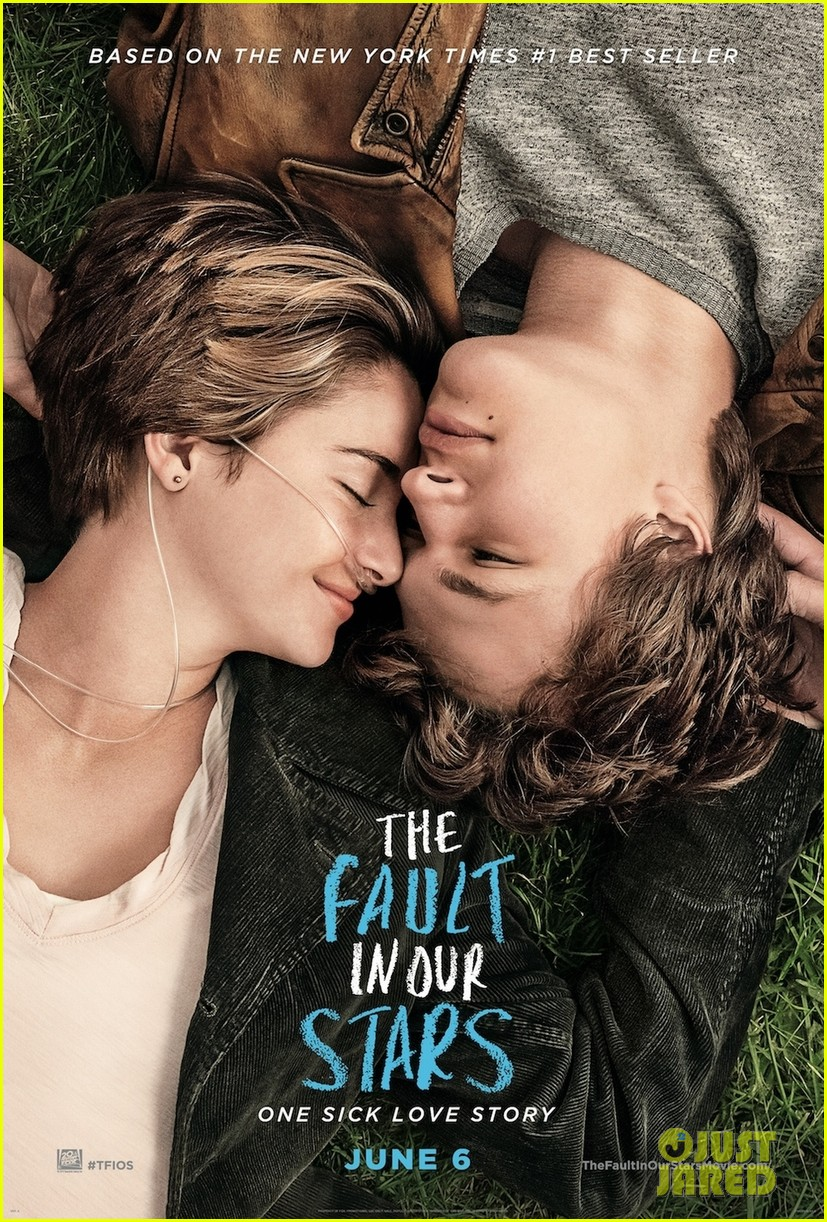 shailene woodley fault in our stars poster 013014267