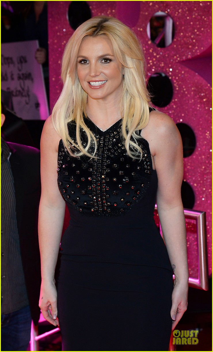 britney spears britney jean record release party 113004562