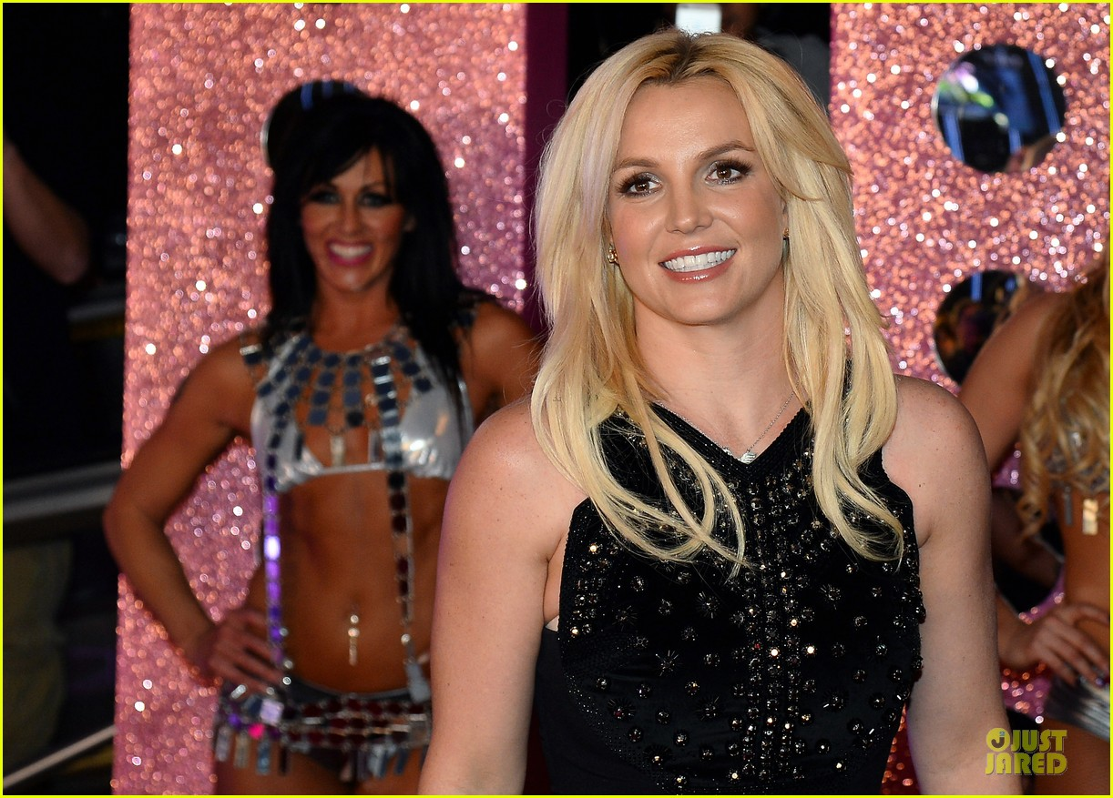 britney spears britney jean record release party 123004563