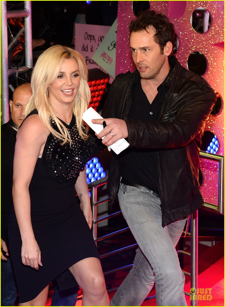 britney spears britney jean record release party 18