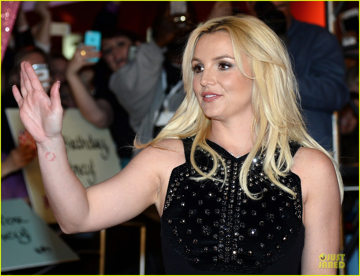 britney spears britney jean record release party 21