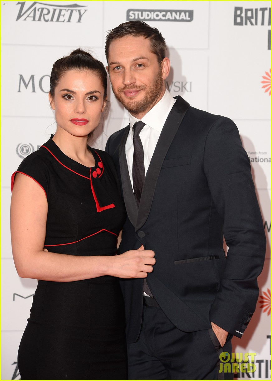tom hardy imogen poots british independant film awards 2013 05