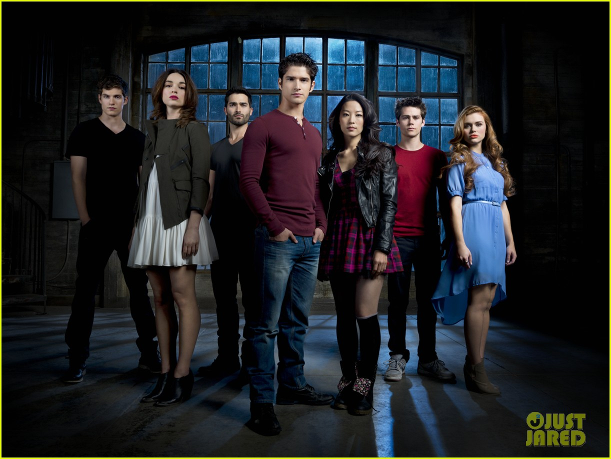 teen wolf exclusive cast photo season 3b 013004912