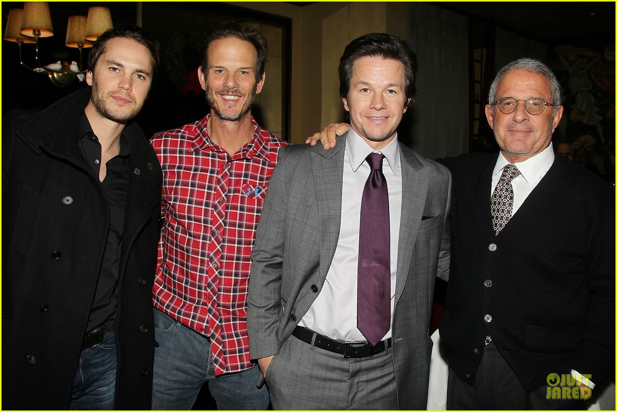 mark wahlberg taylor kitsch lone survivor luncheon 033005064