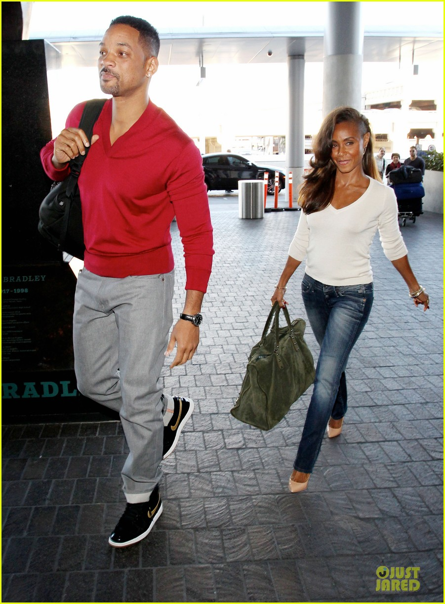 will smith jada pinkett smith lax departure before new year 08