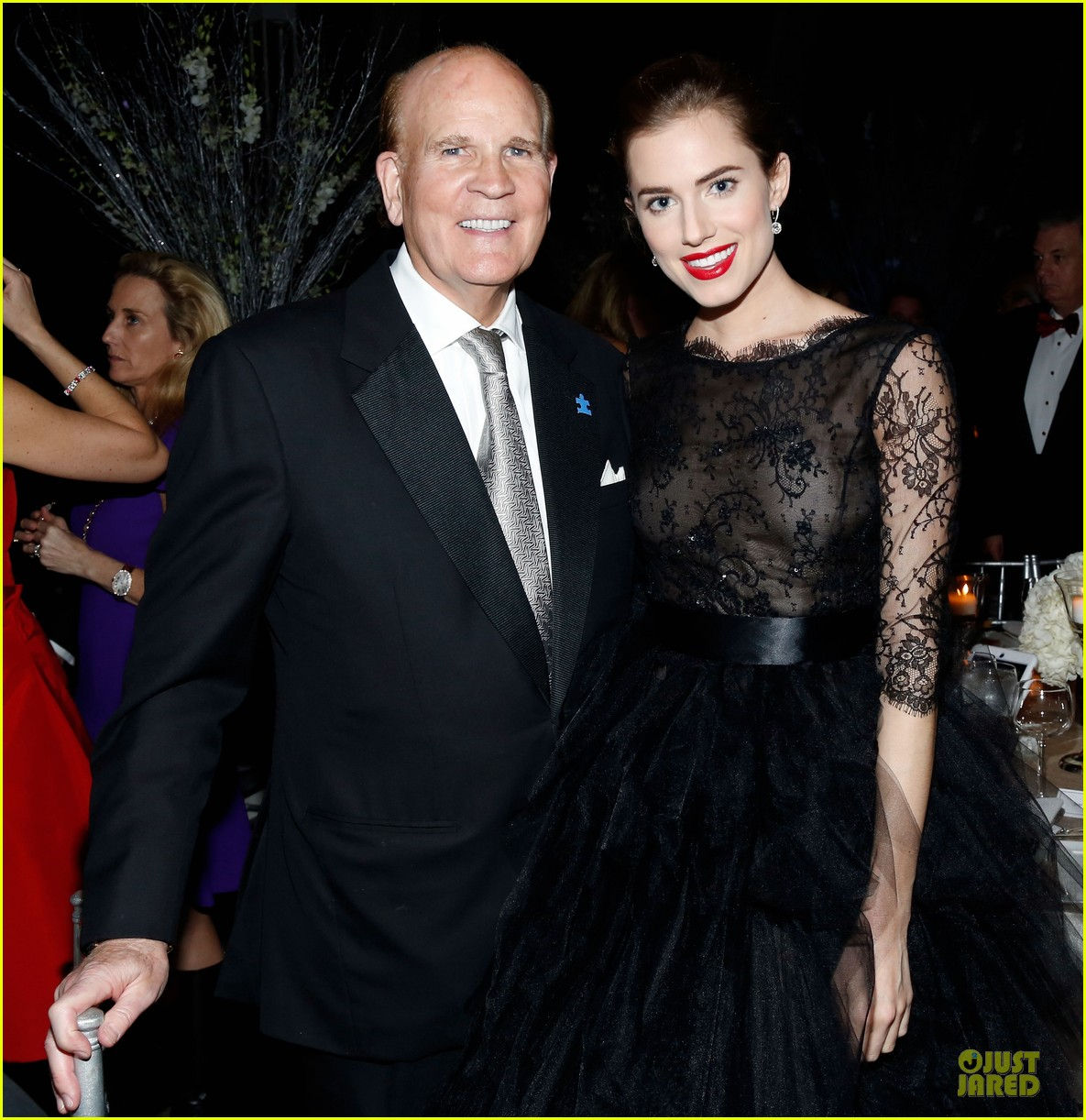 allison williams kelly rowland winter ball for autism 11