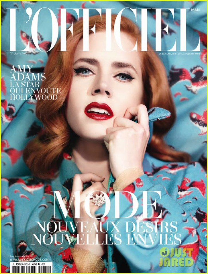 amy adams covers lofficiel february 2014 013038521