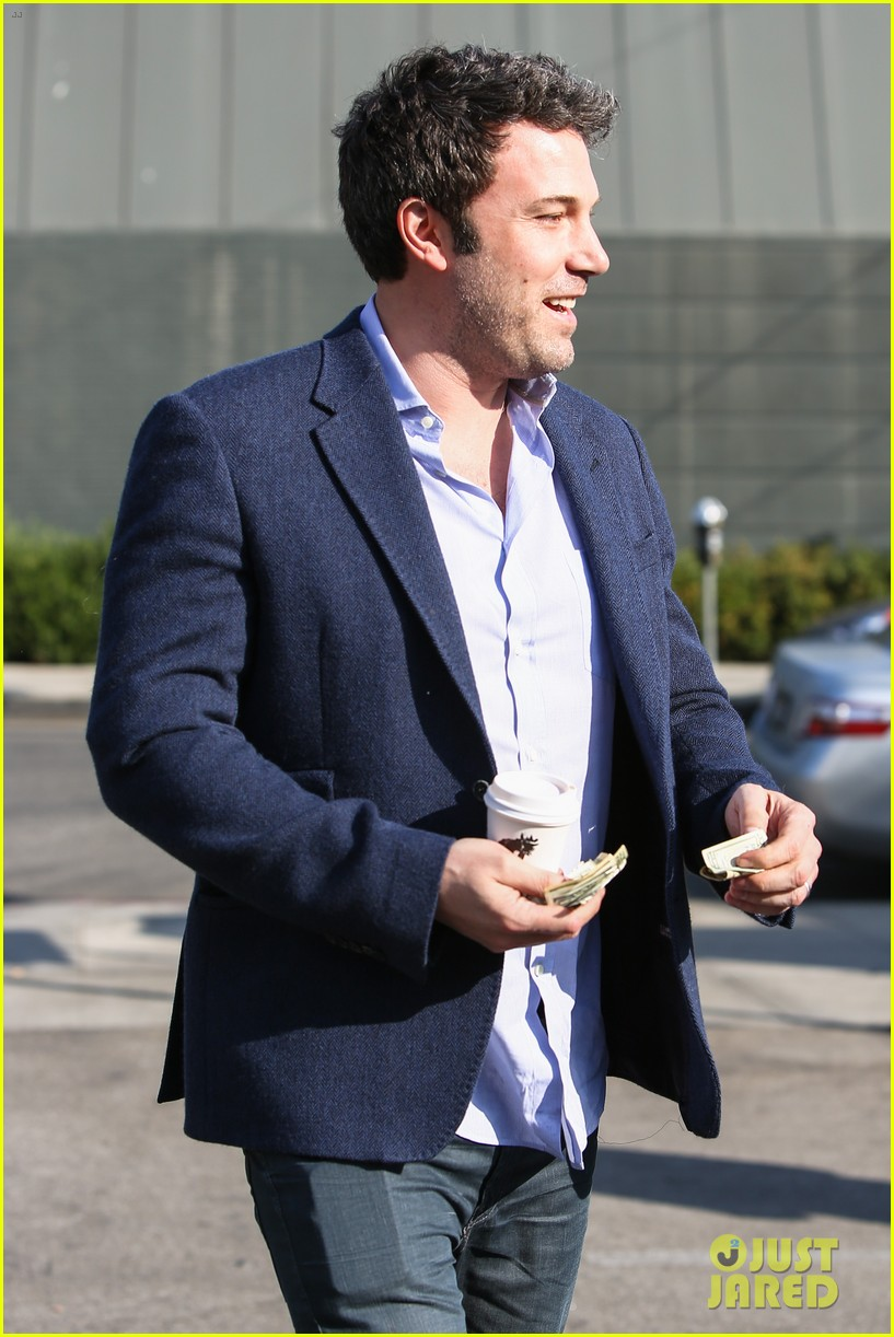 ben affleck steps out after joking about his big dick 223038988