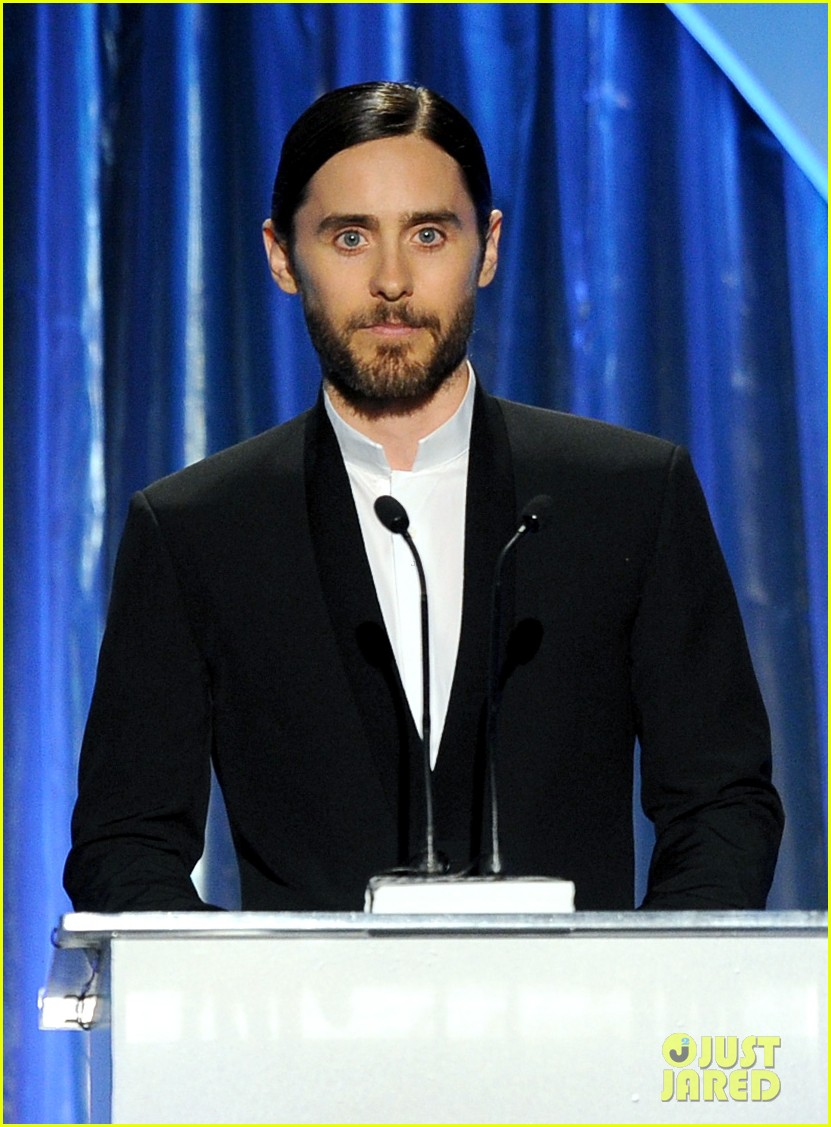 ben affleck jared leto producers guild awards 2014 083036239