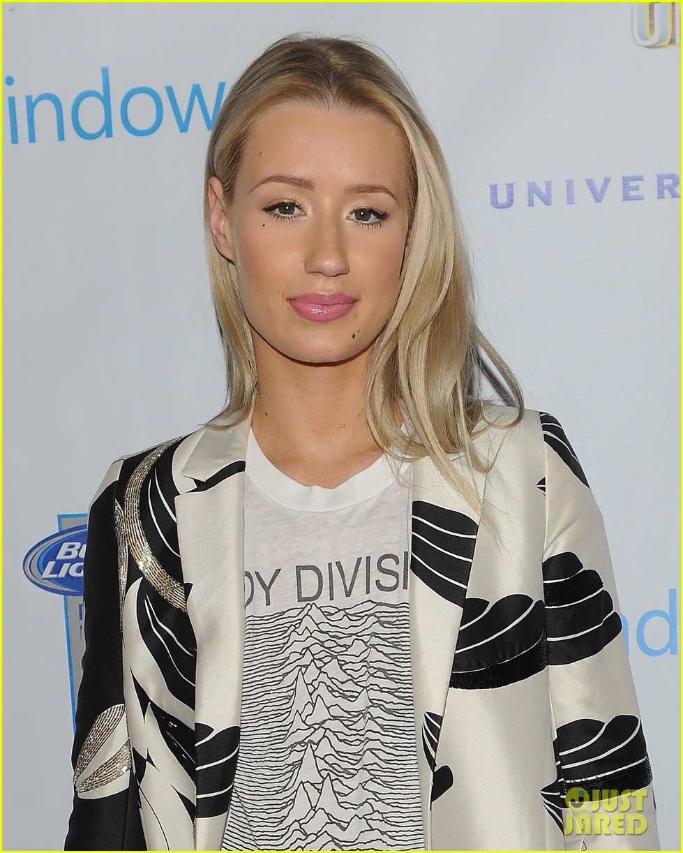 iggy azalea universal music grammys 2014 after party 04