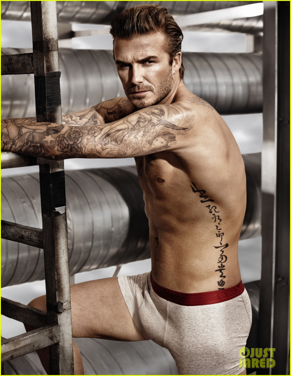 david beckham shirtless in hm super bowl commercial clip 01