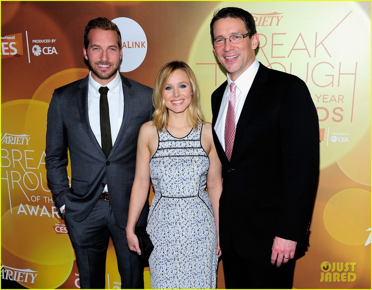 kristen bell variety breakthrough of the year awards 40