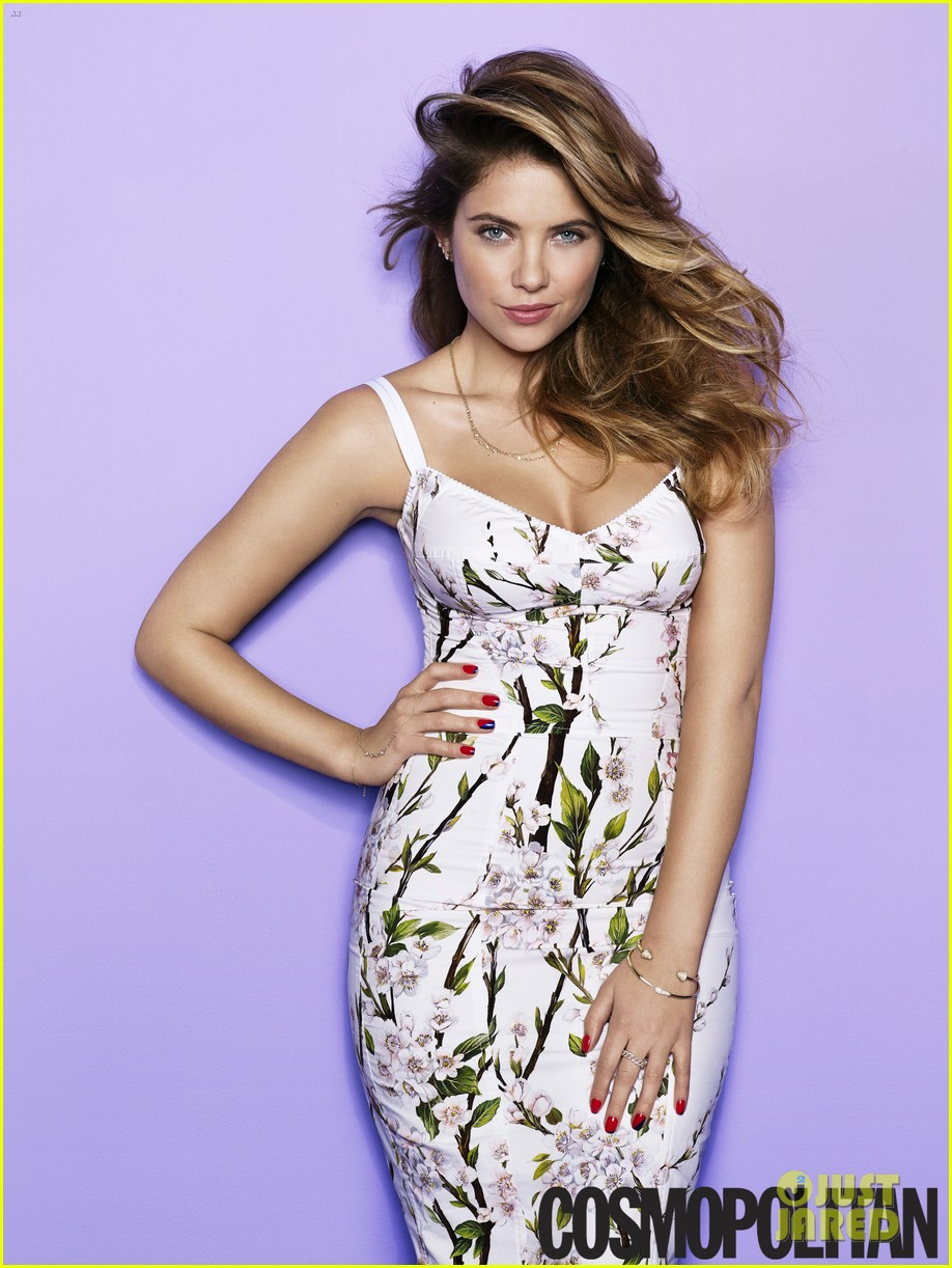 ashley benson covers cosmopolitan march 2014 02
