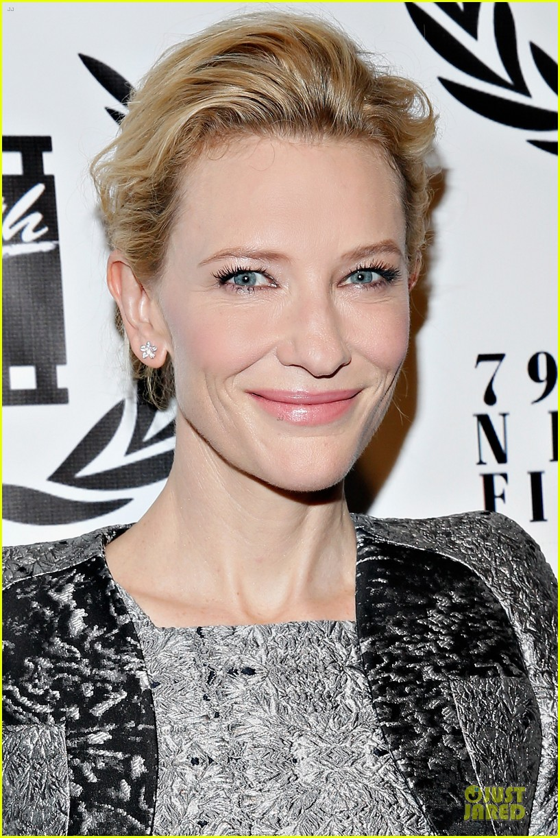 cate blanchett new york film critics circle awards with sally hawkins 073024154
