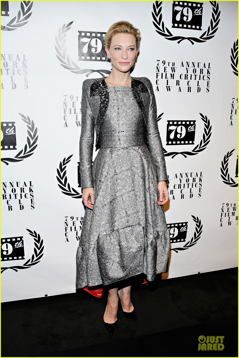 cate blanchett new york film critics circle awards with sally hawkins 09