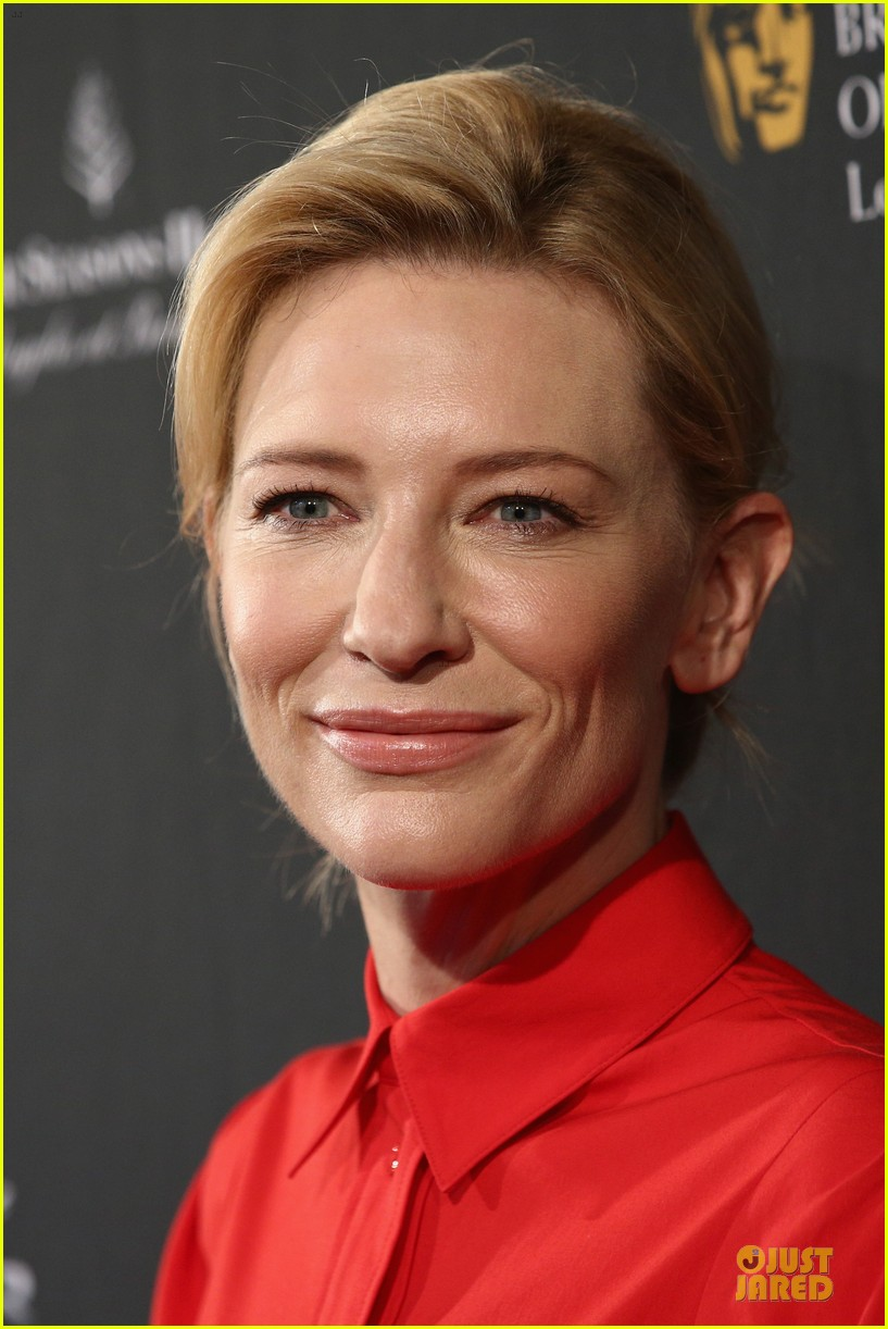 cate blanchett brit marling bafta tea party 2014 09