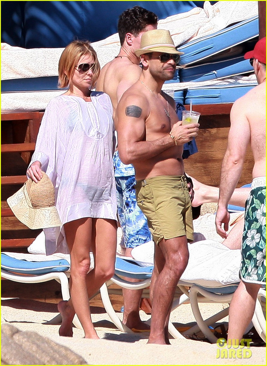 matt bomer shirtless sexy cabo vacation with simon halls 113035172