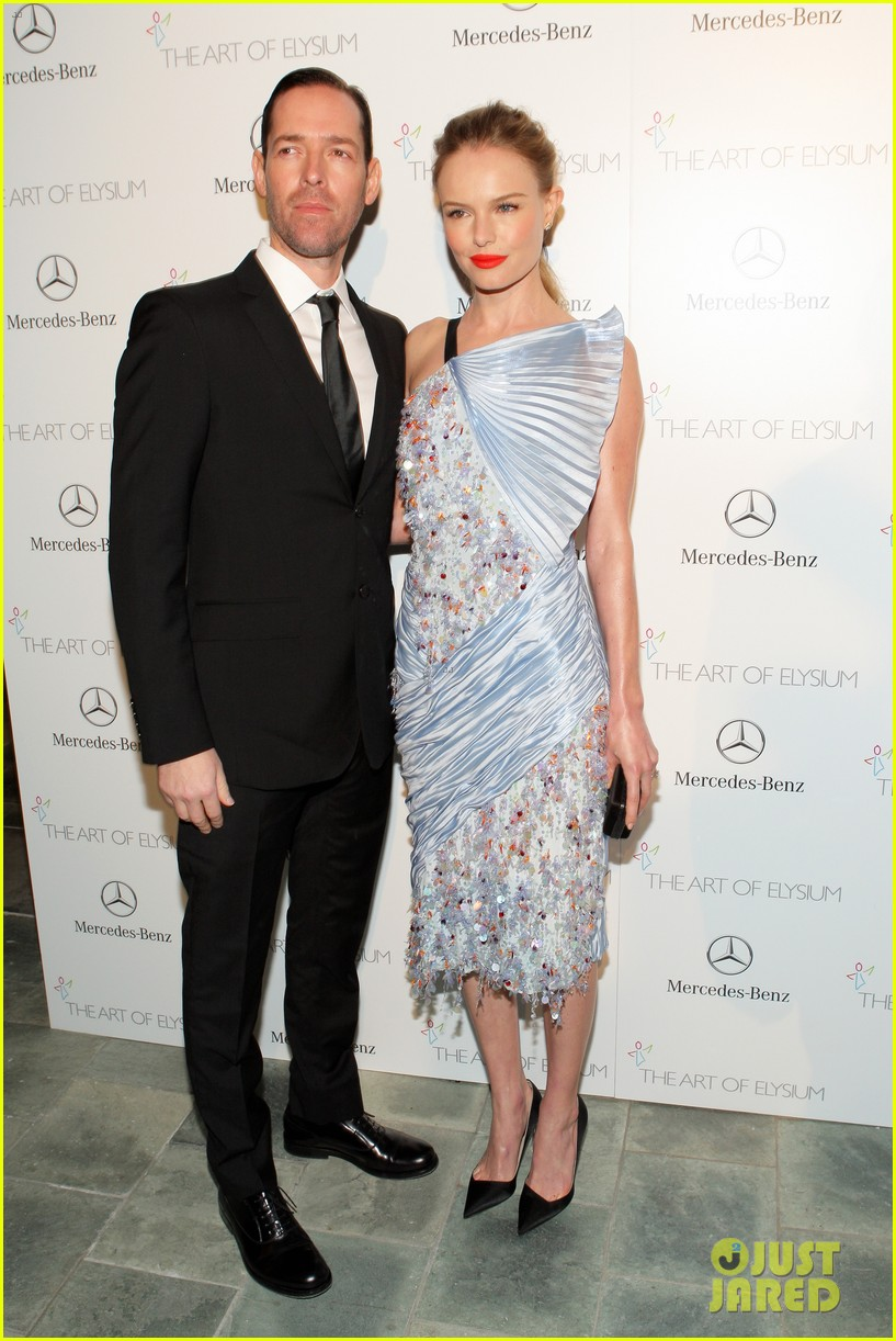 kate bosworth amber heard art of elysium heaven gala 2014 113028420