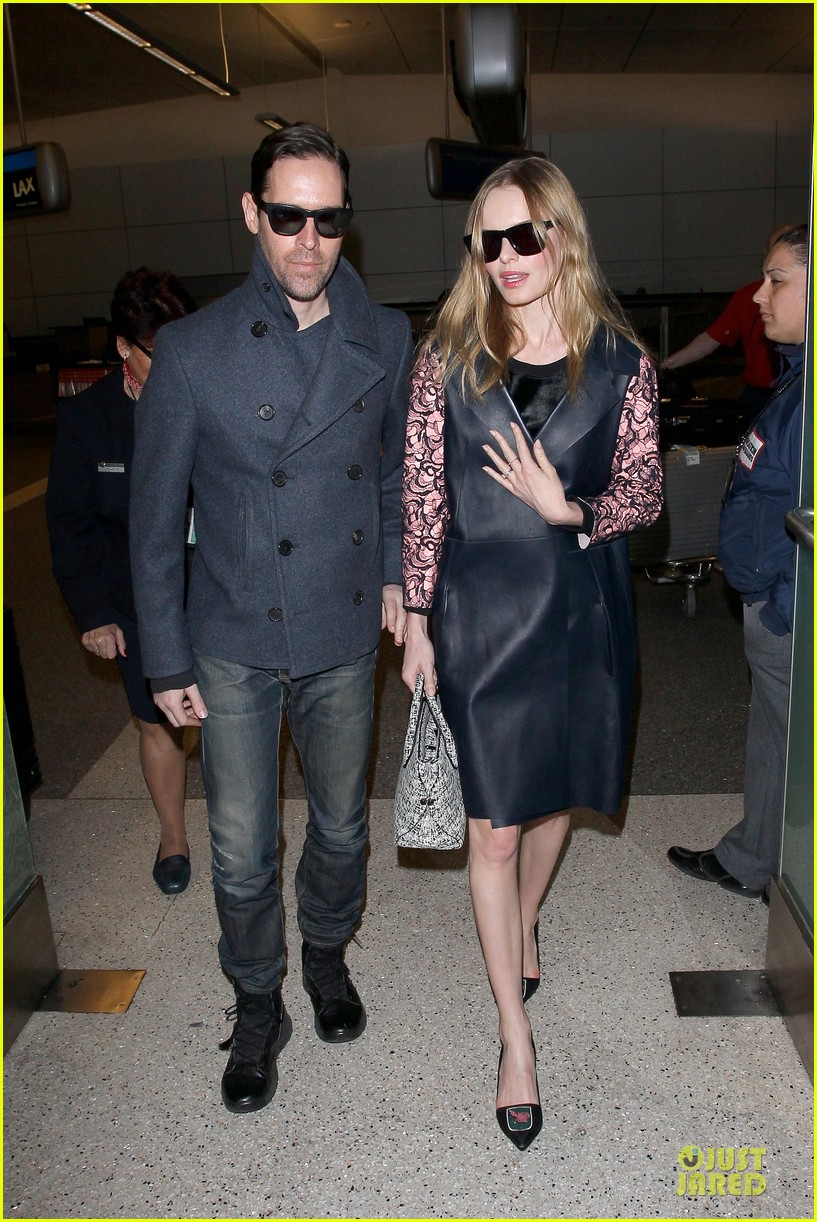 kate bosworth international landing at lax 063037346