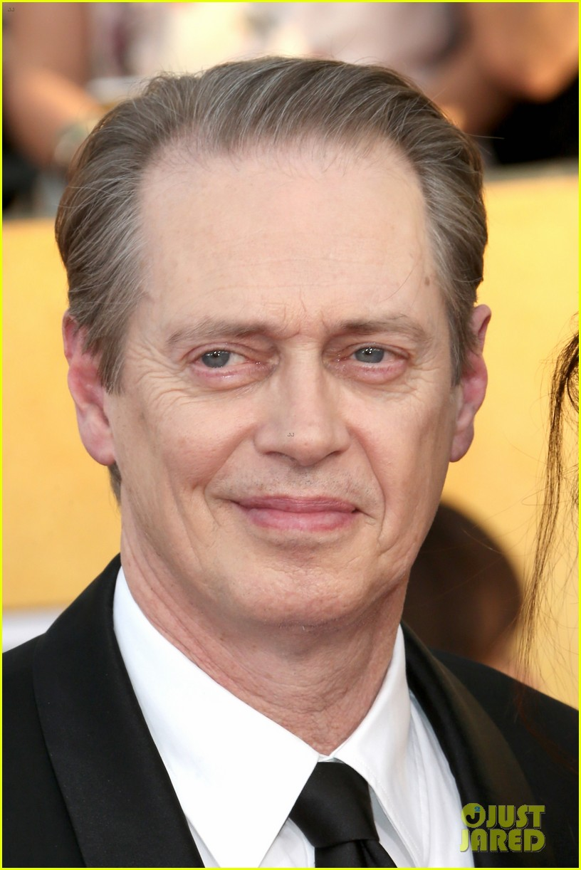 steve buscemi gretchen mol sag awards 2014 red carpet 04