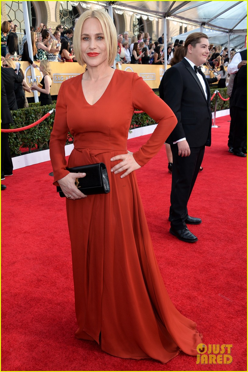 steve buscemi gretchen mol sag awards 2014 red carpet 143035009