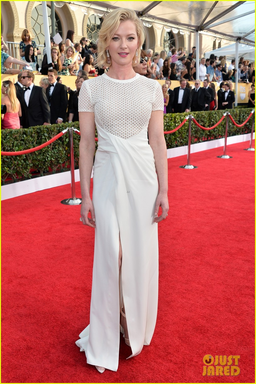 steve buscemi gretchen mol sag awards 2014 red carpet 15