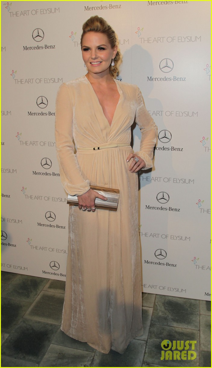 busy phillips jennifer morrison art of elysium heaven gala 313028632
