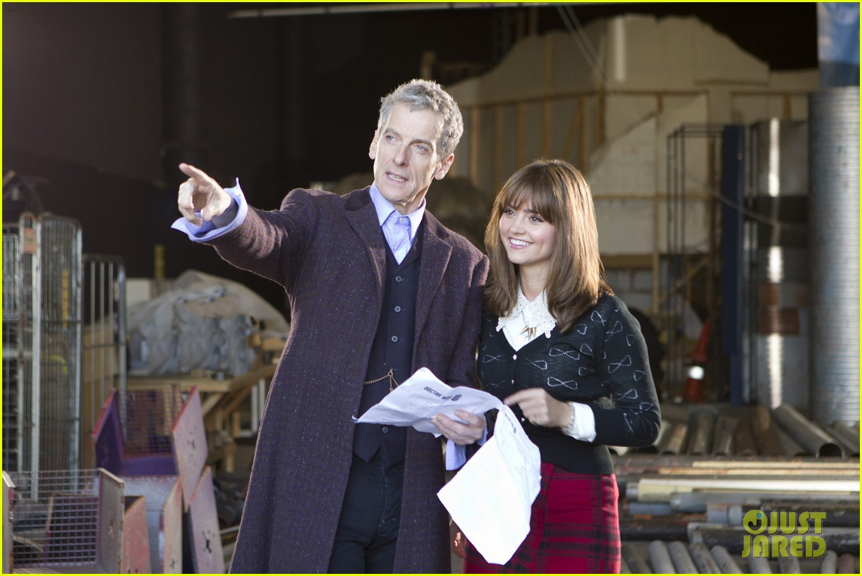 peter capaldi begins filming season 8 of doctor who 013025159