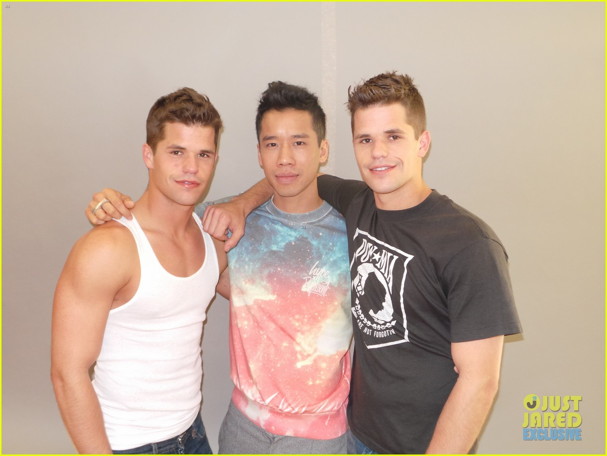 teen wolf max charlie carver jj spotlight of the week behind the scenes pics 02