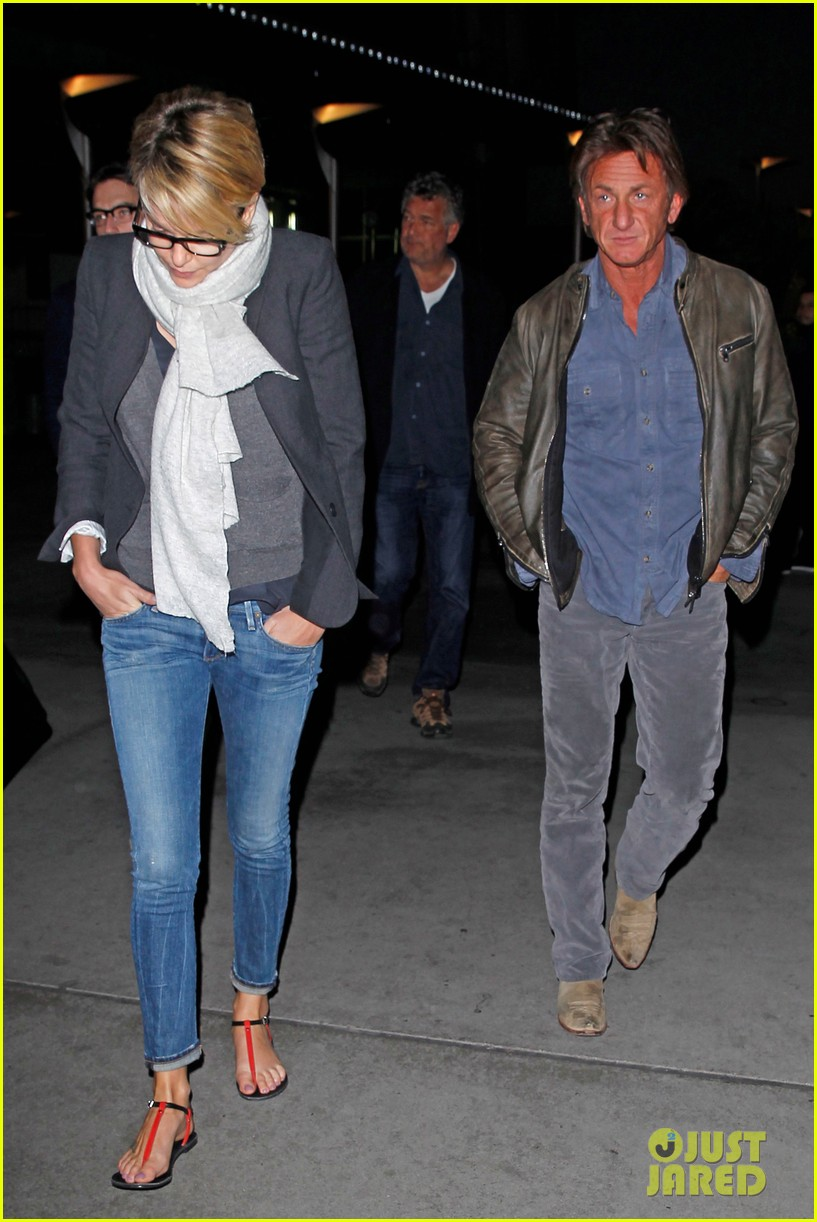 charlize theron sean penn movie date night 223024581