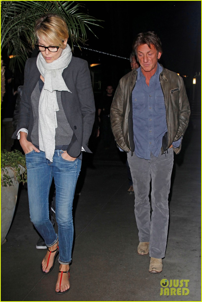 charlize theron sean penn movie date night 233024582