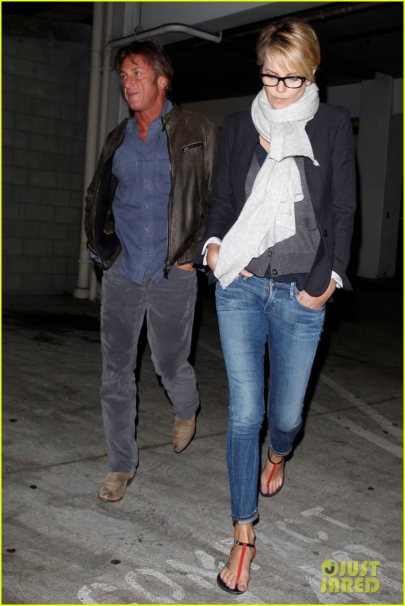 charlize theron sean penn movie date night 31