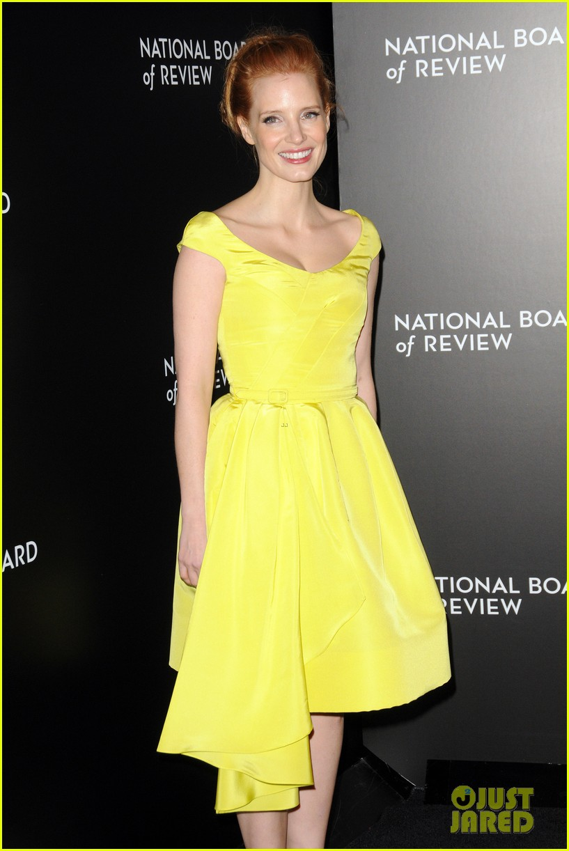jessica chastain national board of review awards gala 2014 023024823