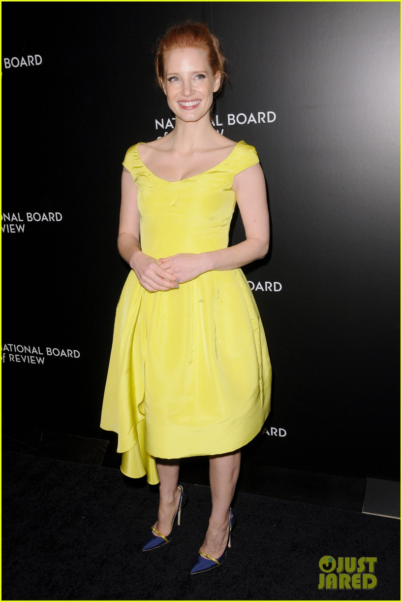 jessica chastain national board of review awards gala 2014 053024826