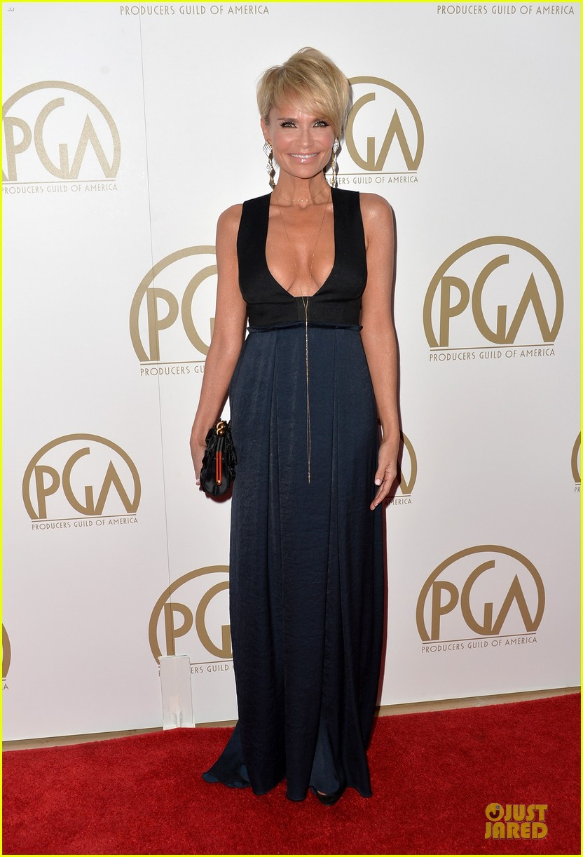kristin chenoweth producers guild awards 2014 red carpet 083035903