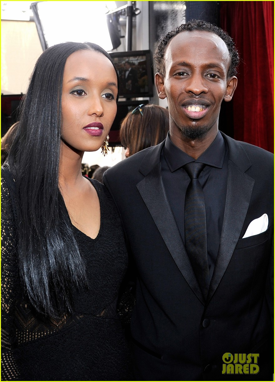 chiwetel ejiofor barkhad abdi sag awards 2014 red carpet 073034853