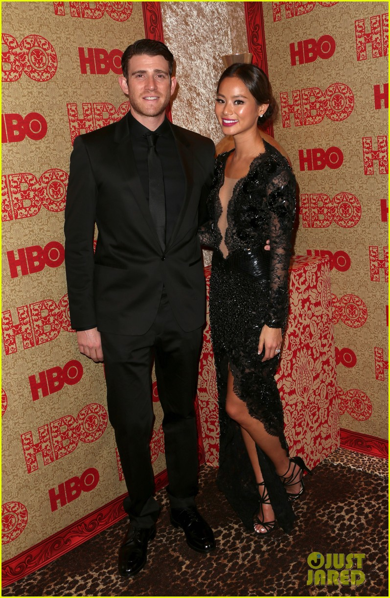 jamie chung bryan greenberg instyle golden globes party 2014 053030260